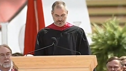 Tres Historias, Steve Jobs