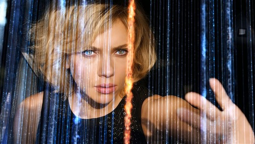 Lucy-Trailer Scarlett Johansson, Morgan Freeman