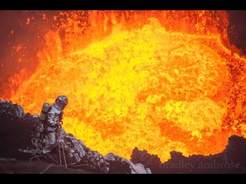 El Volcán Más Increíble de Todos los Tiempos