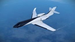 IXION Jet sin Ventanas – Windowless Jet Concept