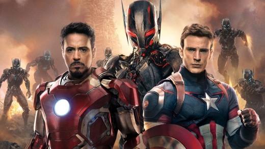 "Marvel's ""Avengers: Age of Ultron"" – Mayo 2015"