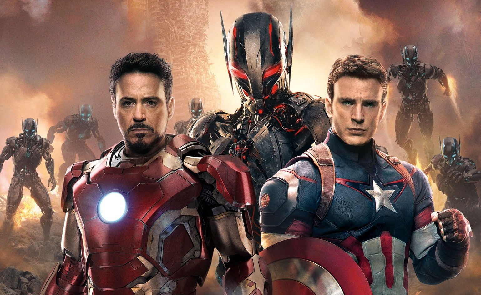 "Marvel's ""Avengers: Age of Ultron"" – Mayo 2015"