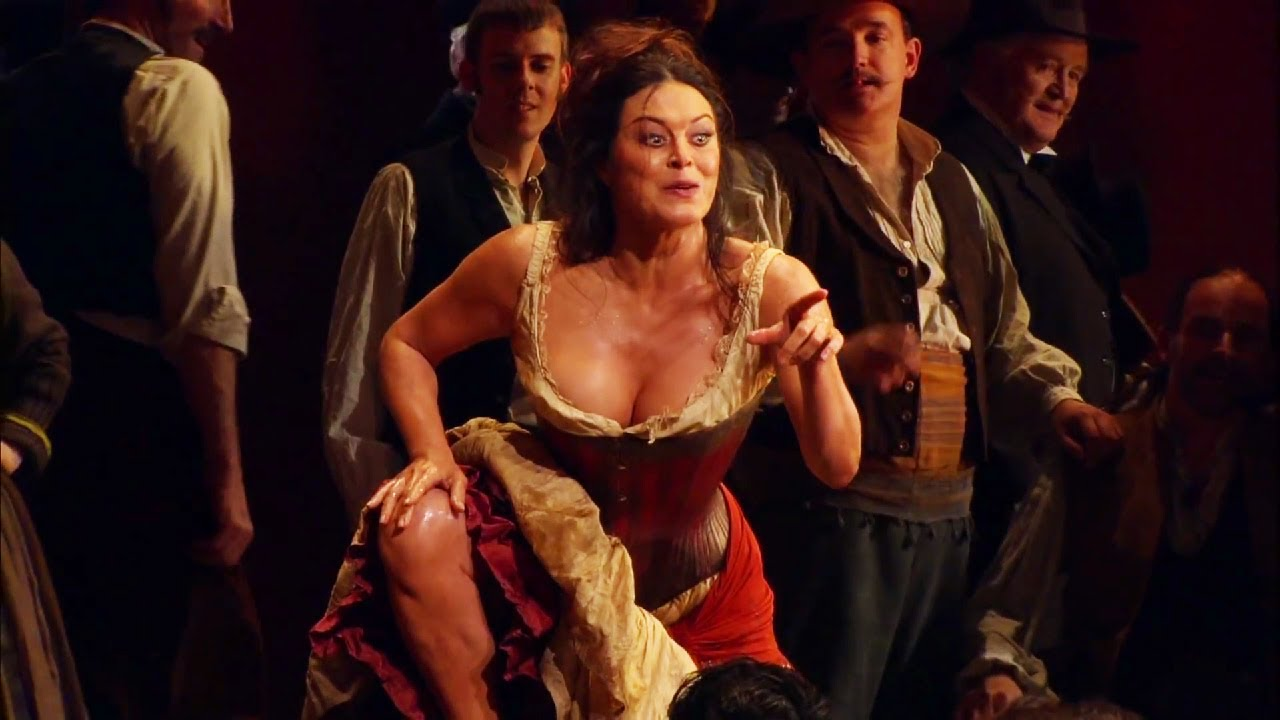 Carmen – Habanera (The Royal Opera)