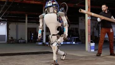 Robot Atlas, la siguiente generación de Boston Dynamics