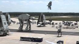 Primeras imágenes del rodaje de Star Wars VII